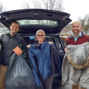 asheville coat drive diamond brand outdoors eblen charities