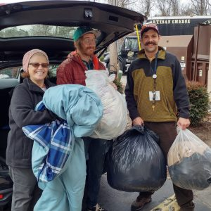 asheville coat drive eblen charities diamond brand outdoors