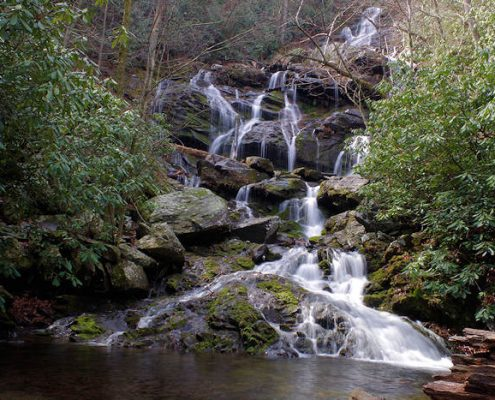 Catawba Falls - Romantic Asheville