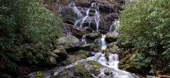 Catawba Falls - Romantic Asheville