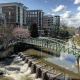 Photo of Falls Park in Greenville, SC