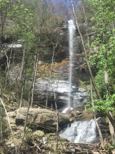 View of Rainbow Falls